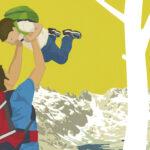 Planes con niños: Un libro te descubre rutas de senderismo para hacer con tus hijos en Madrid