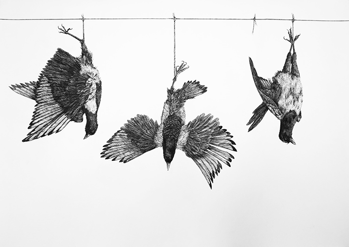 Olivia Kemp Fig.1 - La artista británica Olivia Kemp inaugura la nueva galería F&deO en el Barrio de Salamanca
