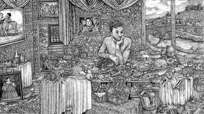 Olivia Kemp Fig.3 - La artista británica Olivia Kemp inaugura la nueva galería F&deO en el Barrio de Salamanca