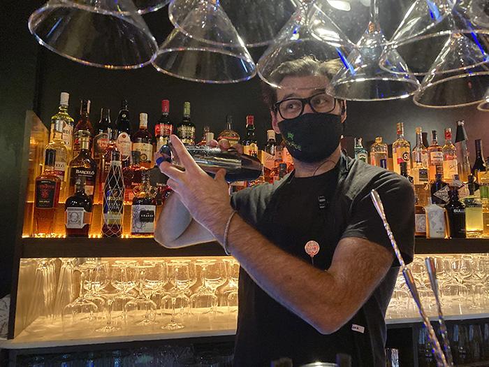"""bar RockADE Madrid 002 - """"Back to the future"""" en el nuevo bar RockADE de La Latina"""