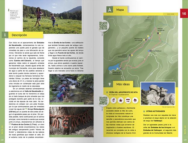 mockup 1 - Planes con niños: Un libro te descubre rutas de senderismo para hacer con tus hijos en Madrid