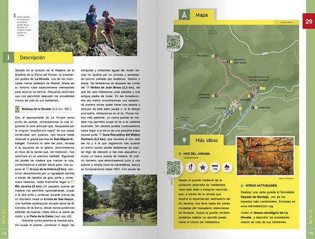 mockup 2 - Planes con niños: Un libro te descubre rutas de senderismo para hacer con tus hijos en Madrid