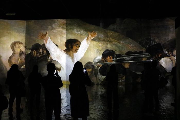 planes Madrid Exposición Goya INGOYA 001 - INGOYA, la experiencia expositiva que te acerca al descomunal genio de Goya