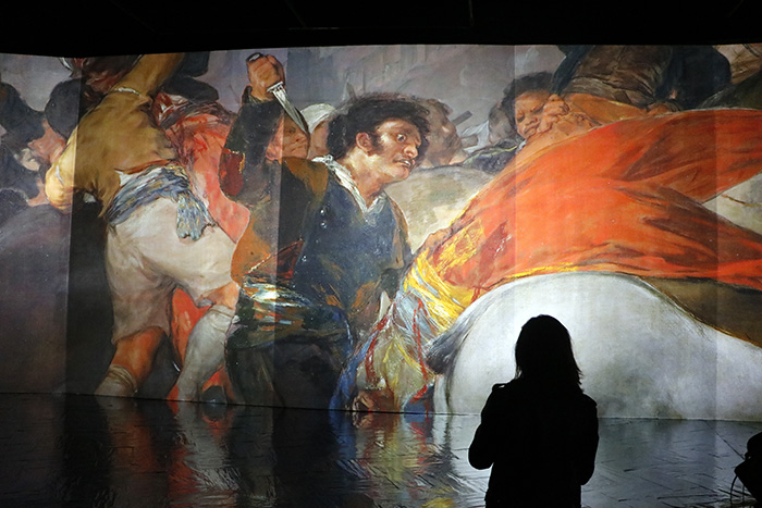 planes Madrid Exposición Goya INGOYA 002 - INGOYA, la experiencia expositiva que te acerca al descomunal genio de Goya