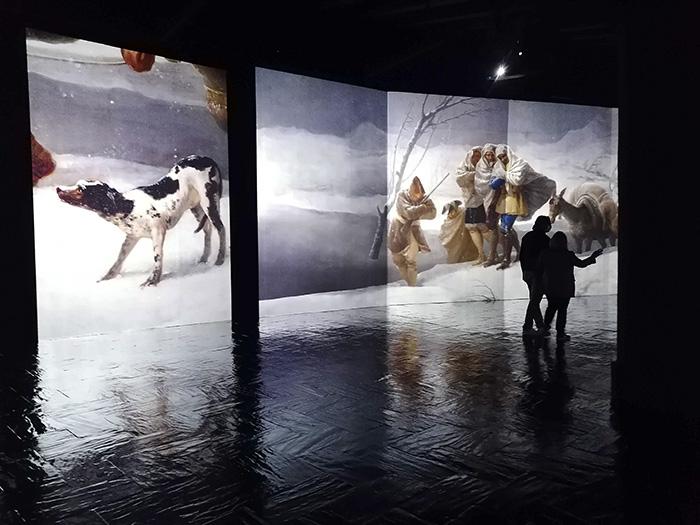 planes Madrid Exposición Goya INGOYA 005 - INGOYA, la experiencia expositiva que te acerca al descomunal genio de Goya