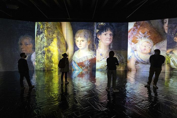 planes Madrid Exposición Goya INGOYA 006 - INGOYA, la experiencia expositiva que te acerca al descomunal genio de Goya
